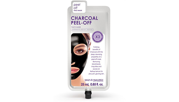 Charcoal Peel-Off Face Mask 25ml