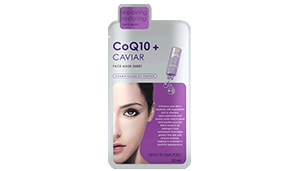 CoQ10 + Caviar Face Mask Sheet 25ml