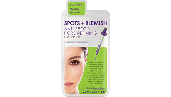 Clear Skin Pore Refining Face Mask Sheet 25ml